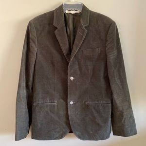 Jacobs by Marc Jacobs corduroy sport coat.